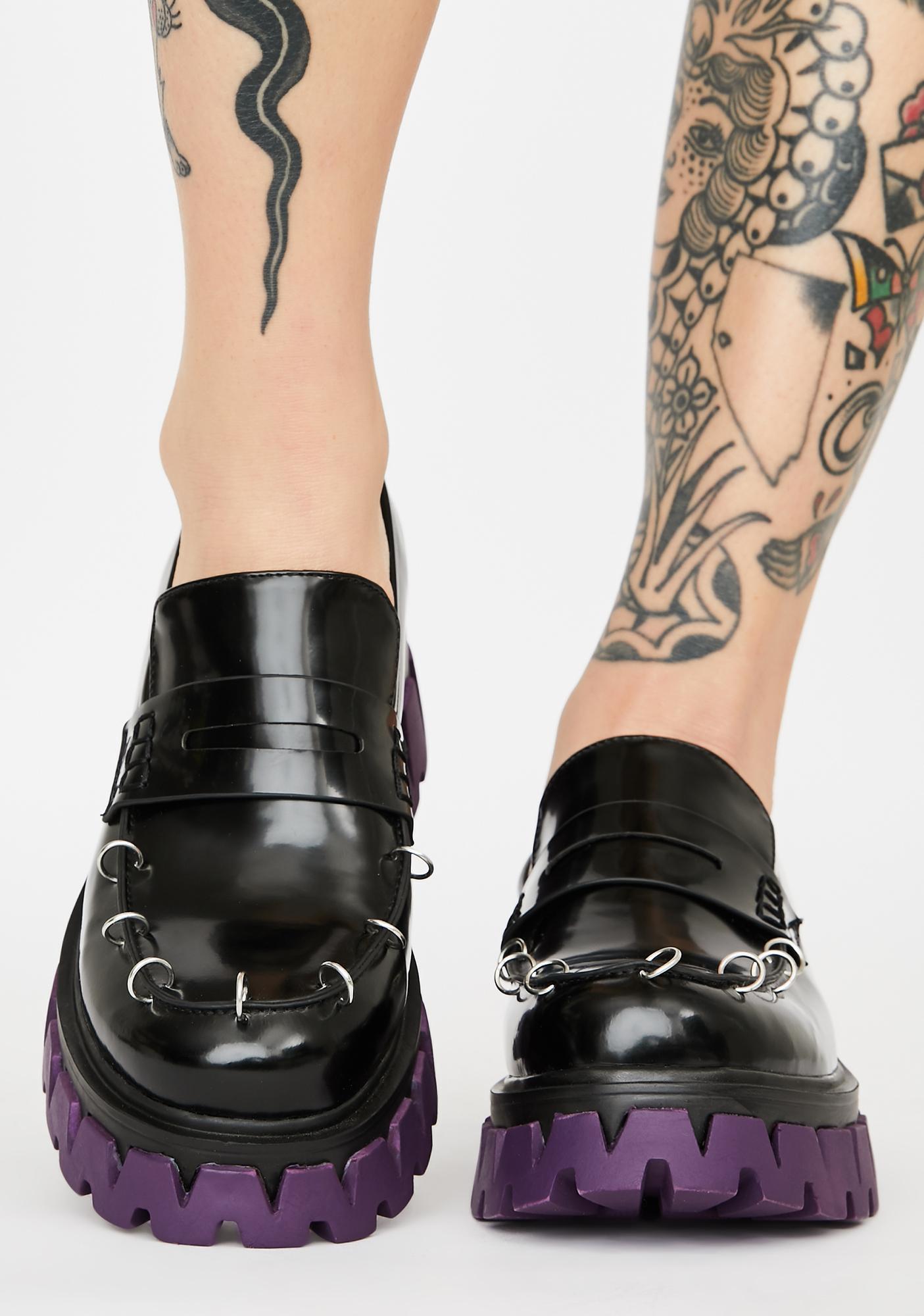 Koi Footwear Gensai O-Ring Loafers