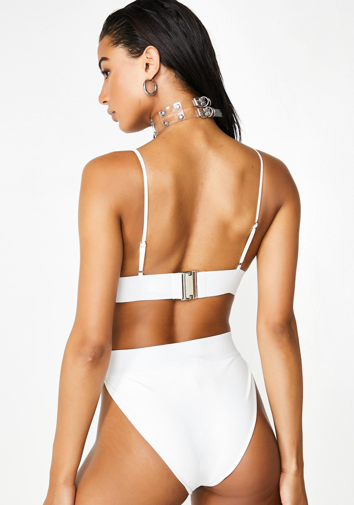 Icy Bling Splash Bikini Set