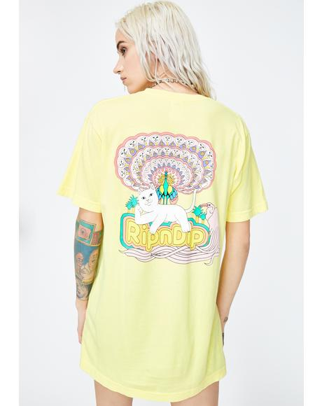 Tropic Paradise Graphic Tee