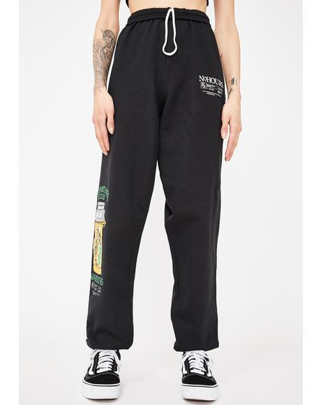 Numb Graphic Sweatpants
