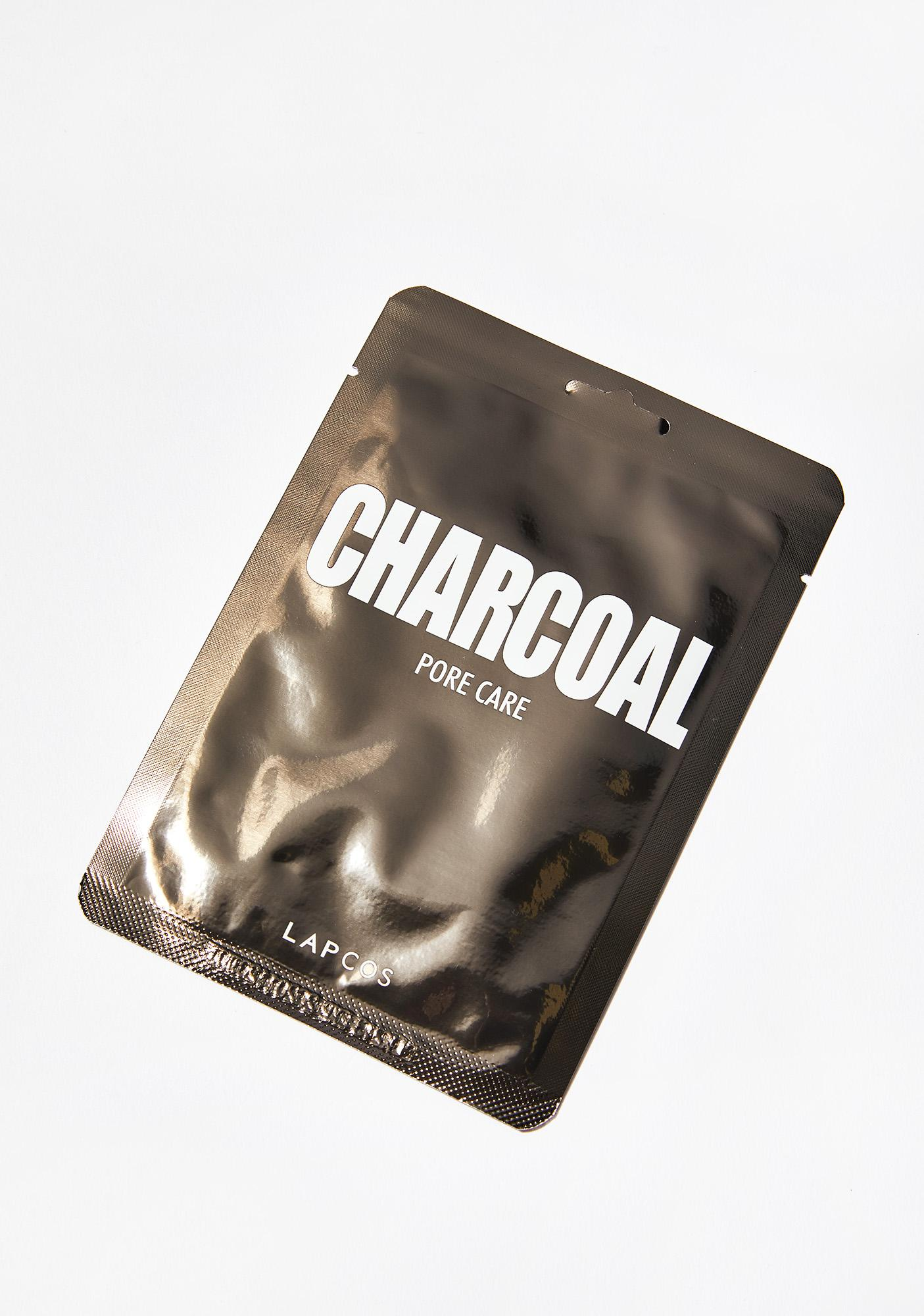 LAPCOS Charcoal Detox Mask Set of 5