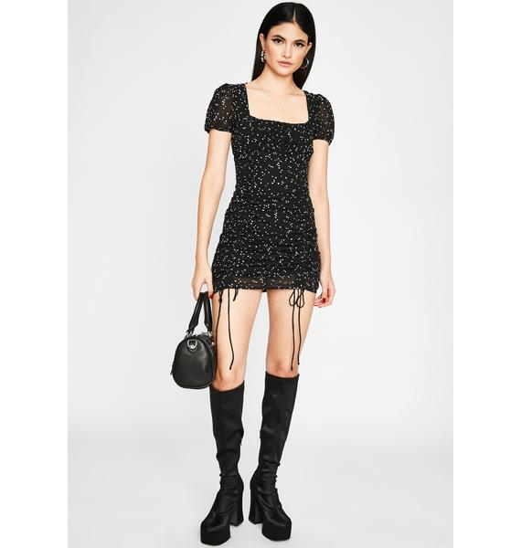 Impurely Here To Stay Mini Dress