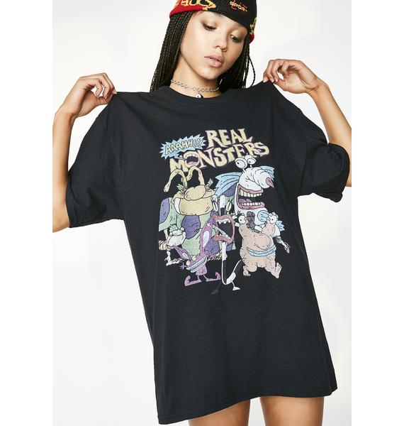 Real Monsters Graphic Tee