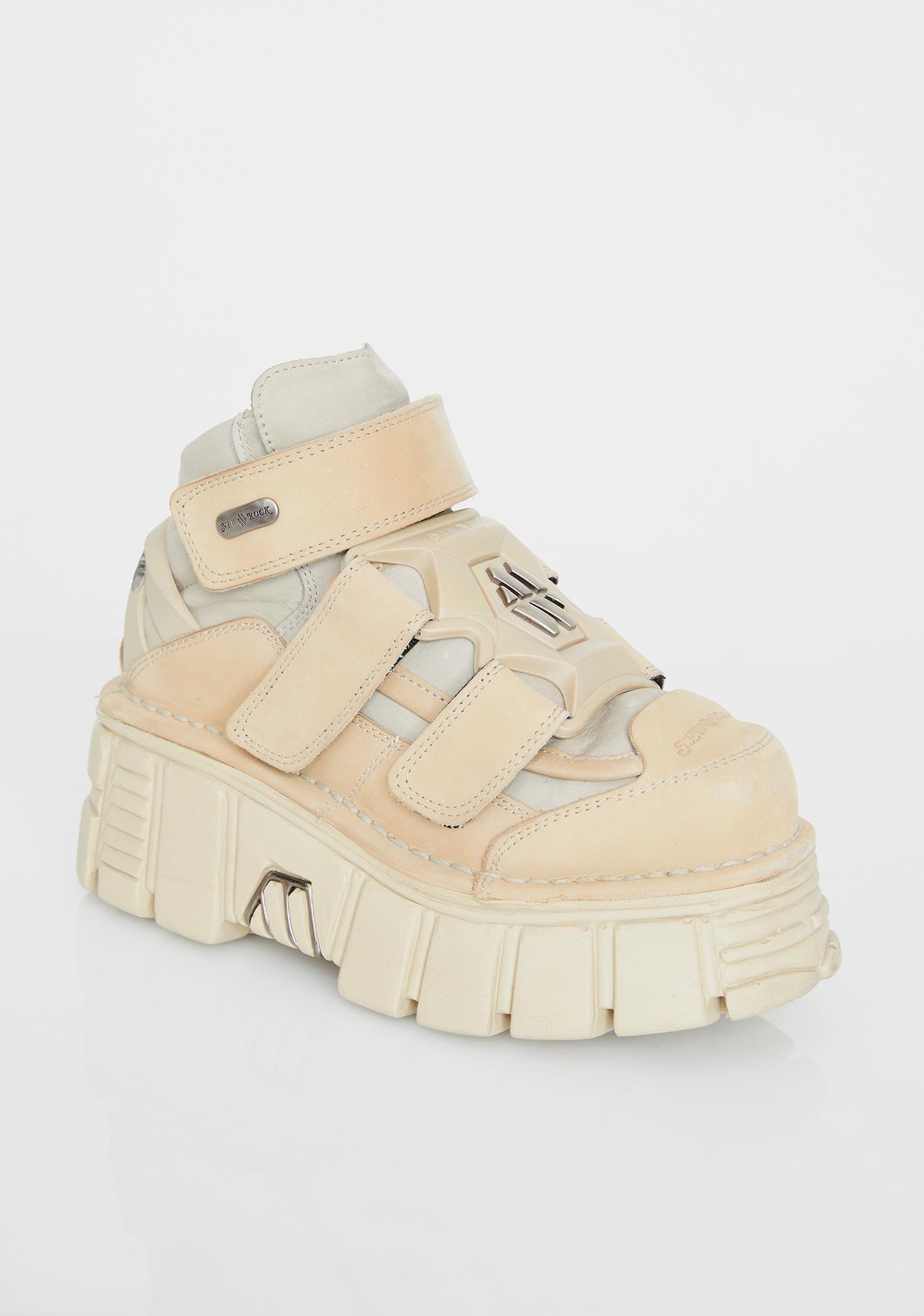 New Rock Softy Safari Boots