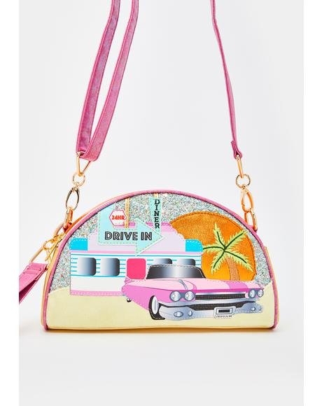 Miami Slice Shoulder Bag