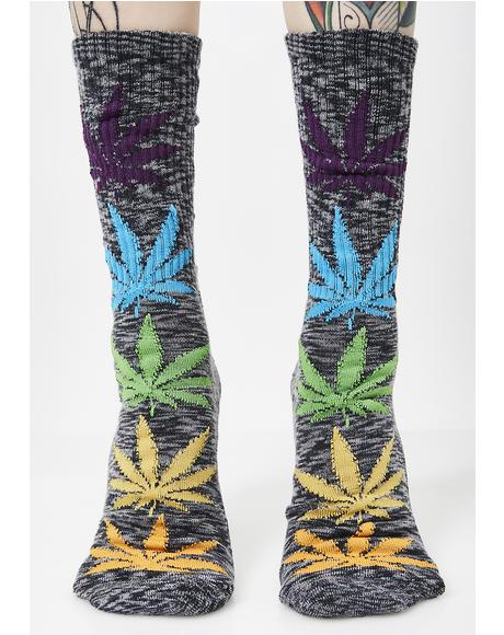 Melange Plantlife Socks
