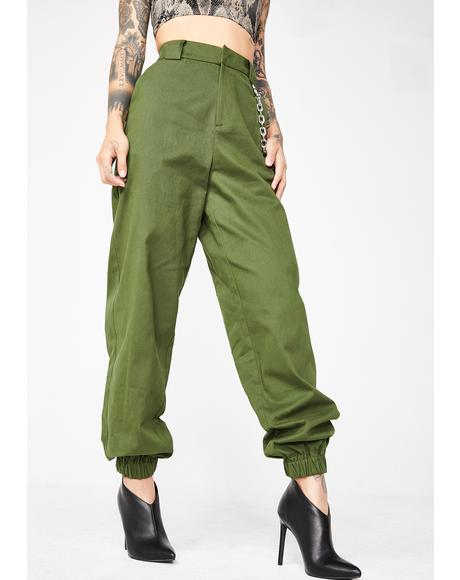 Forest Cobain Pants