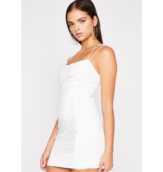 Icy Bish U Thot Mini Dress