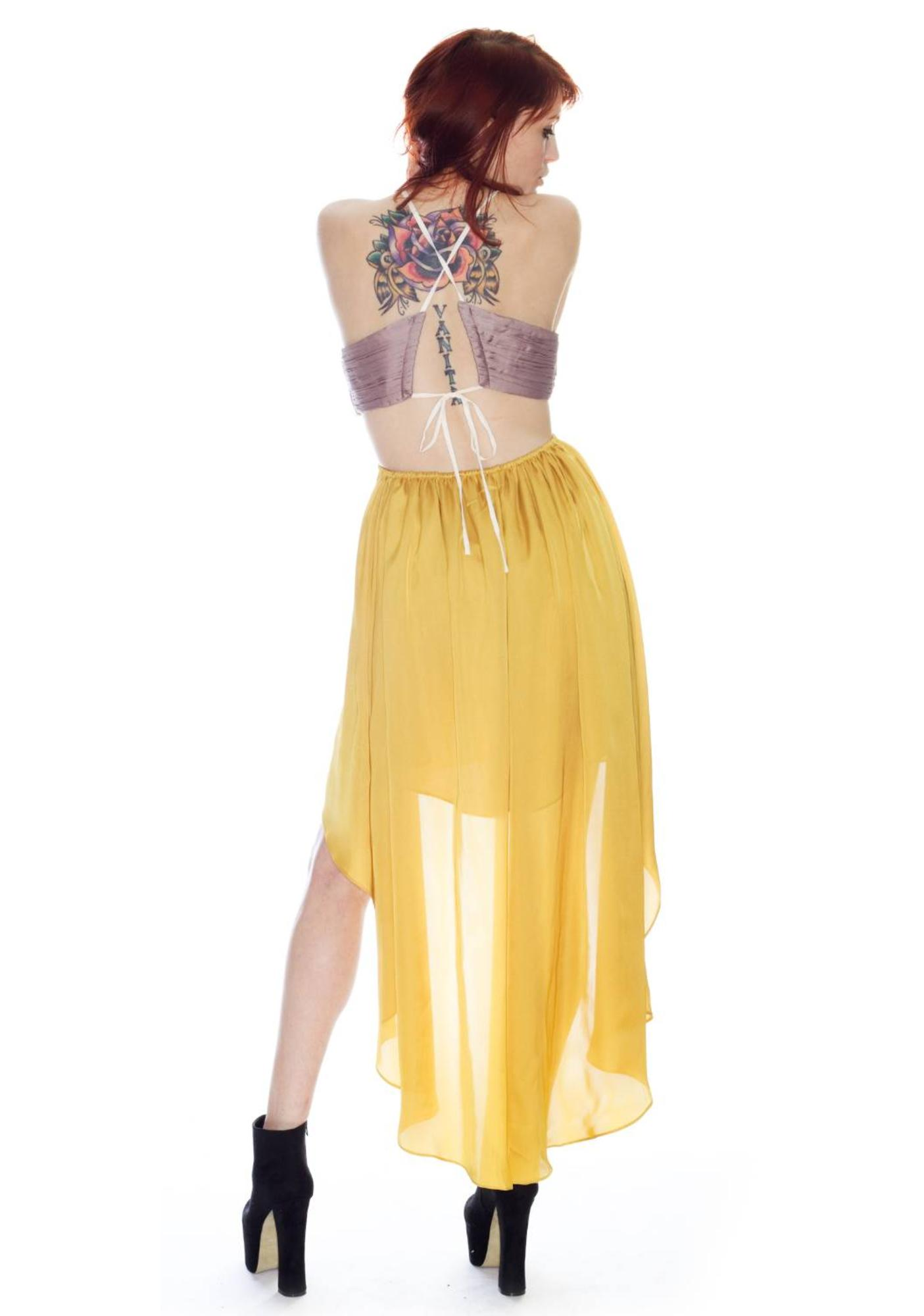 The Shining Star Maxi Dress