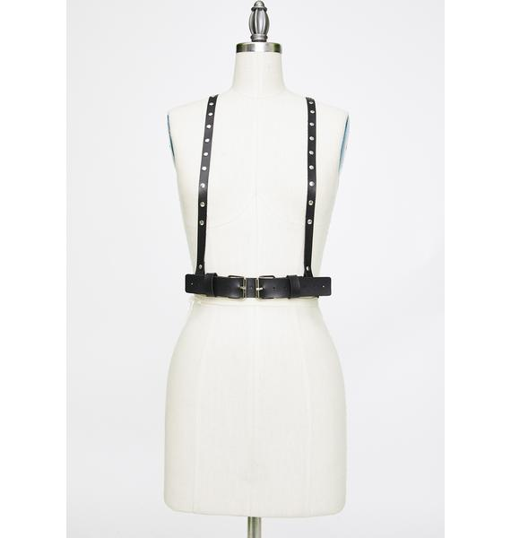 Backstage Pass Body Harness