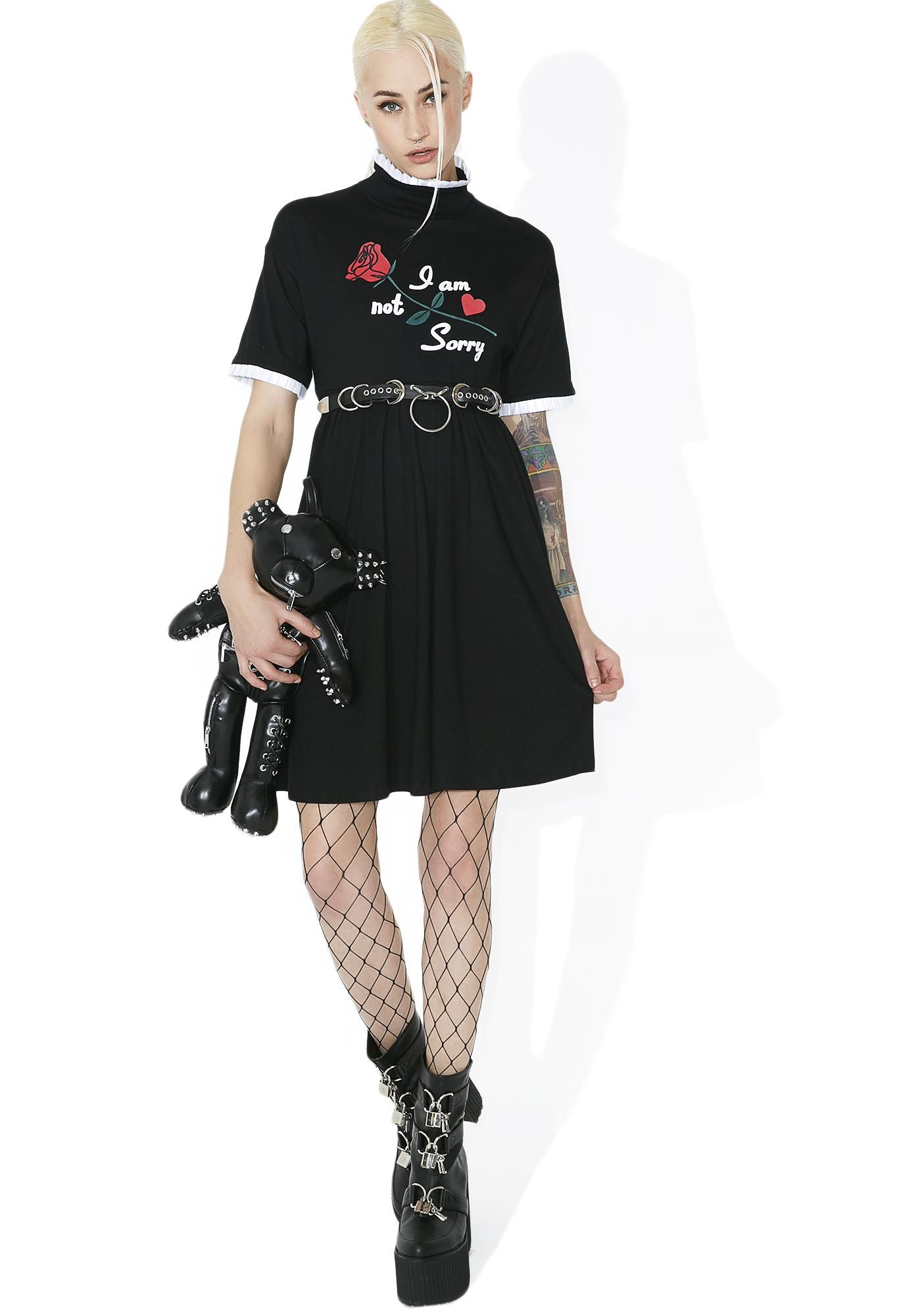 Lazy Oaf Not Sorry Dress