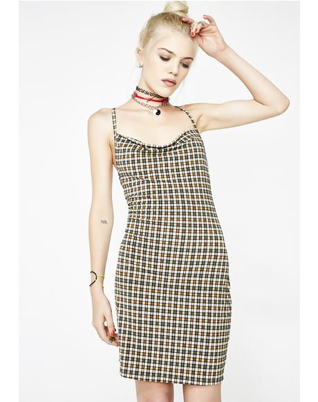 Not So Mini Mini Dress