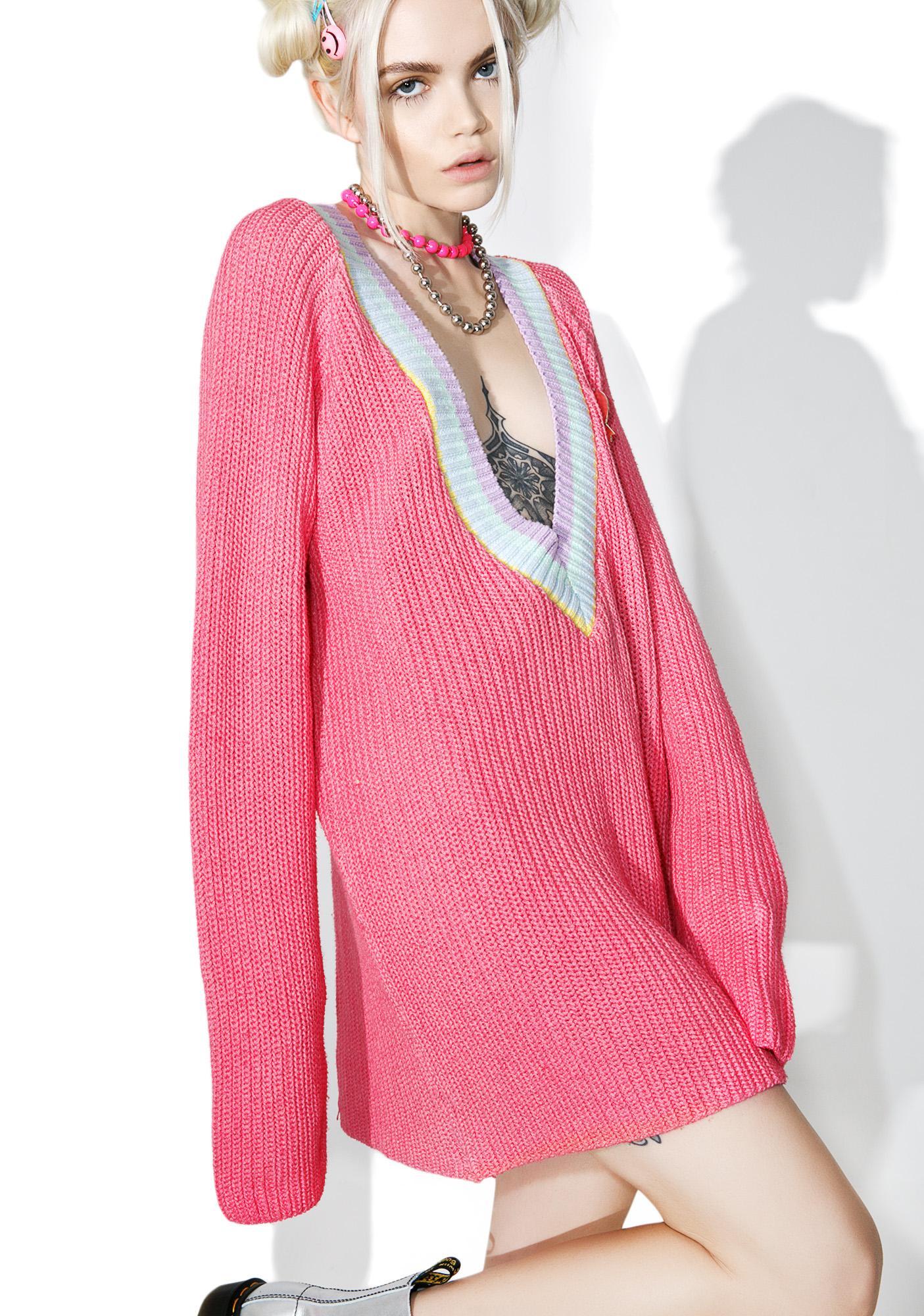 Local Heroes Rainbow Sweater