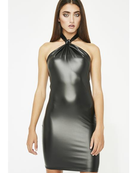 Money To Burn Mini Dress