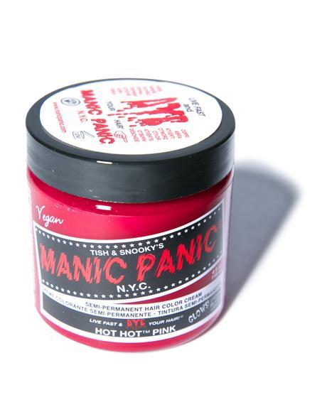 Hot Hot Pink Classic Hair Dye