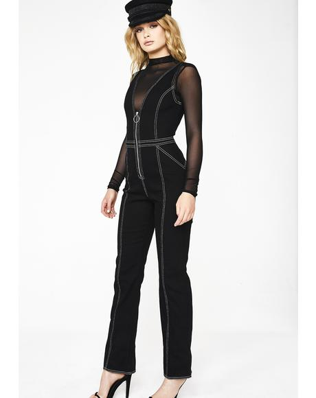 Dark Ava Jumpsuit