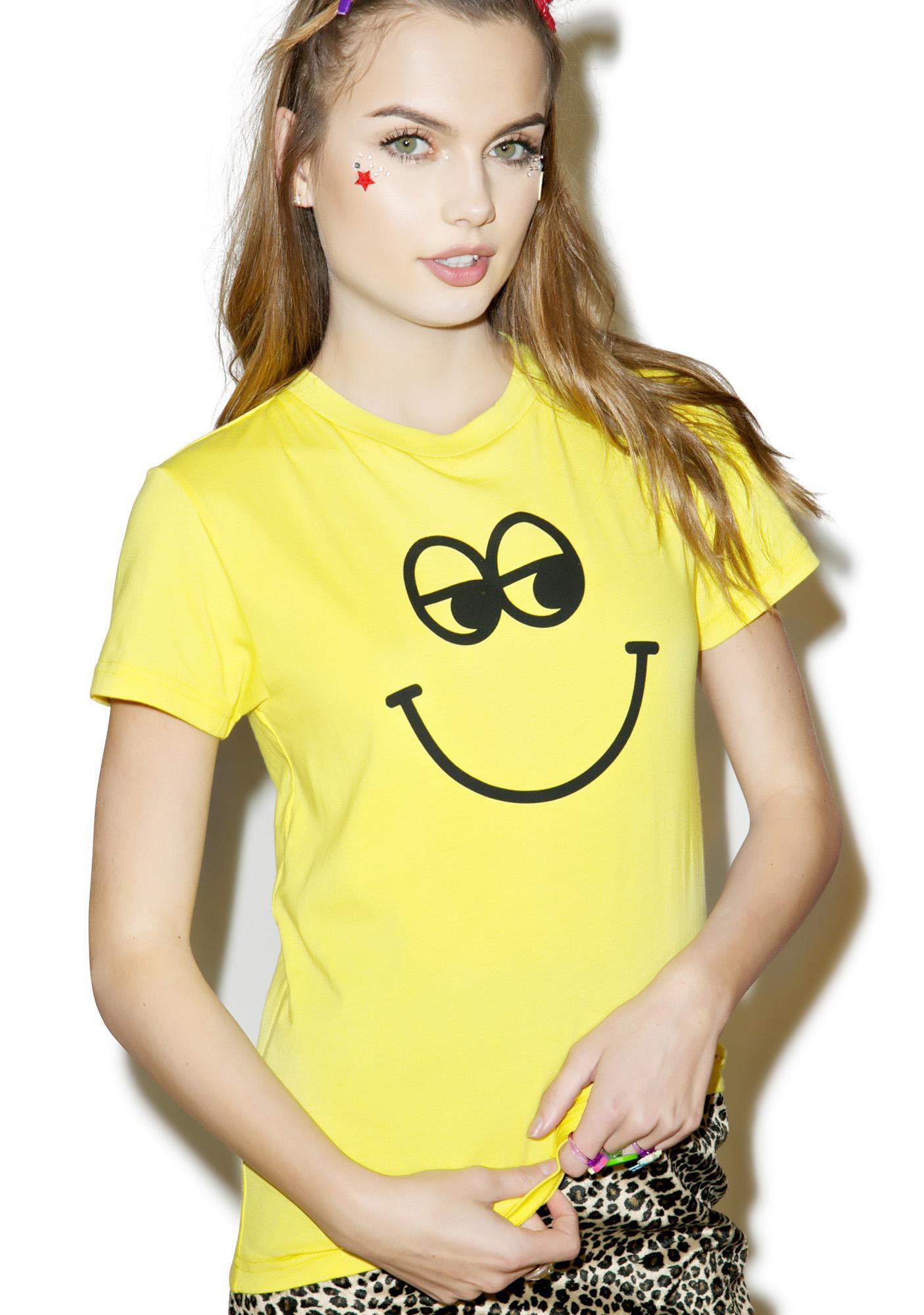 Lazy Oaf Oh Hey T-Shirt
