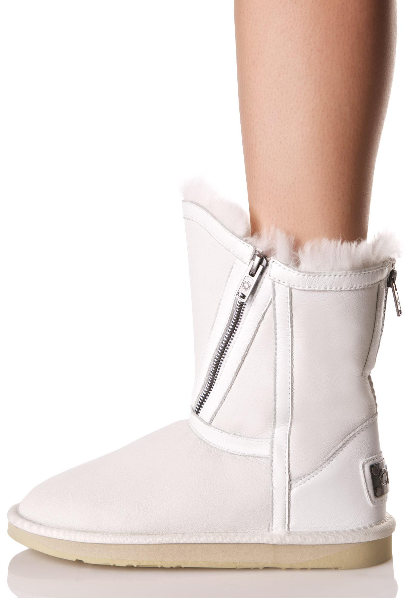 Australia Luxe Collective Narius Zippered Boots