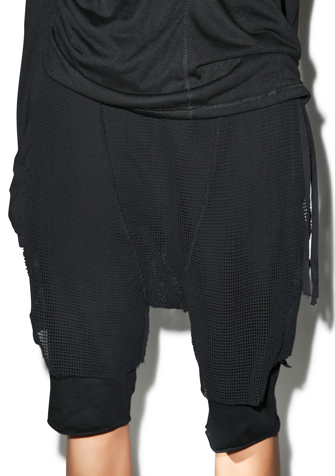 Lip Service Burner Knit Shorts