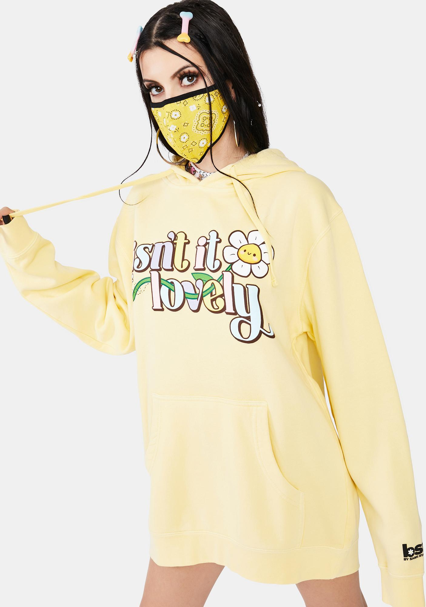 By Samii Ryan Lovely Graphic Hoodie