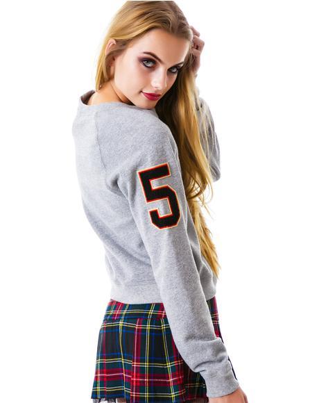 Wild Frontier Pullover Sweatshirt