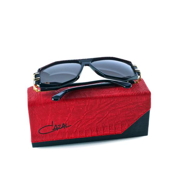 Cazal Legends 163 Leder Edition