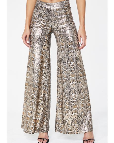 On The List Sequin Pants