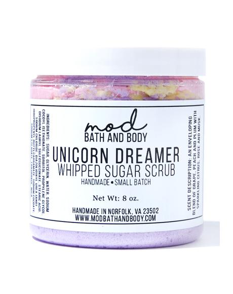 Unicorn Dreamer Whipped Sugar Scrub