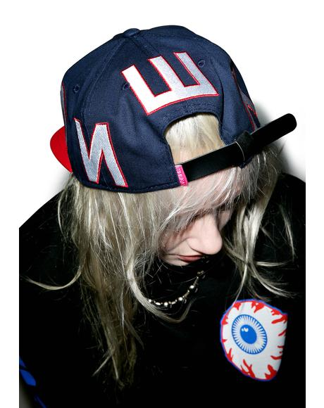 Varsity Keep Watch Baseball Hat