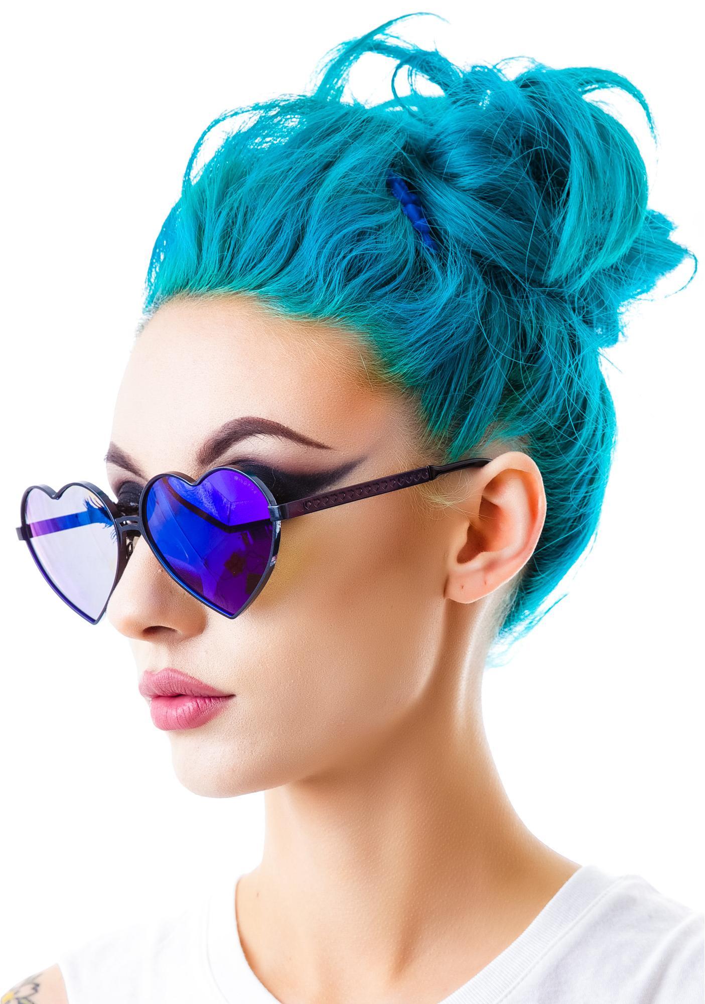 Wildfox Couture Lolita Deluxe Sunglasses