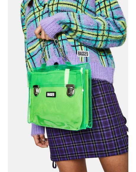 Lime Lucid Vinyl Grab Bag