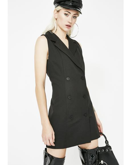 Business Plan Blazer Dress