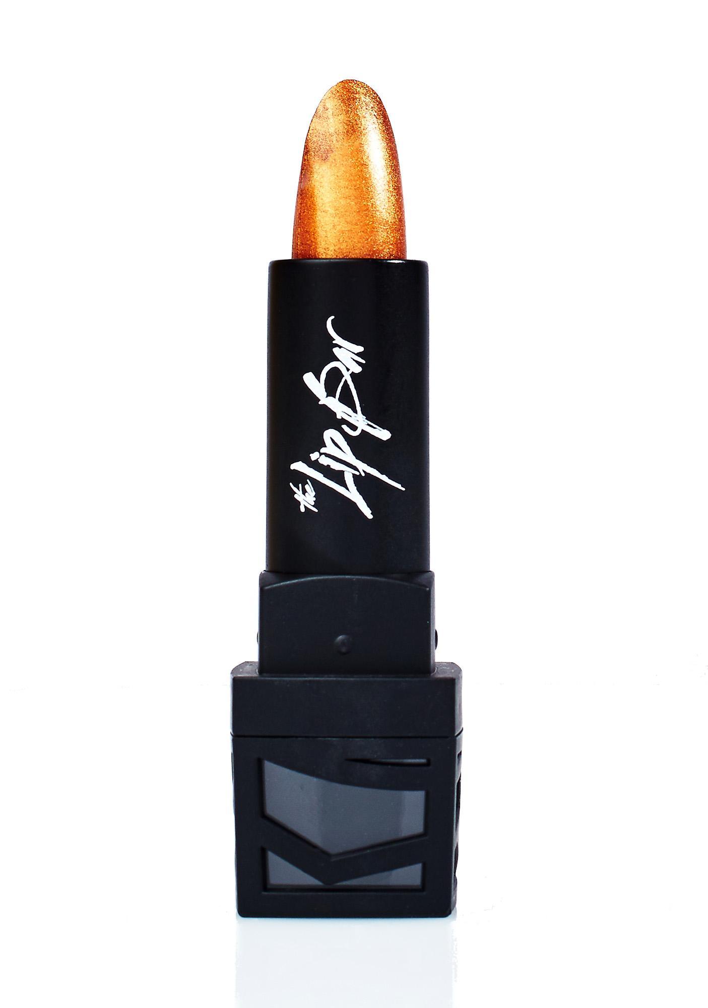 Lip Metallic Matte: The Lip Bar Everything Metallic Lipstick