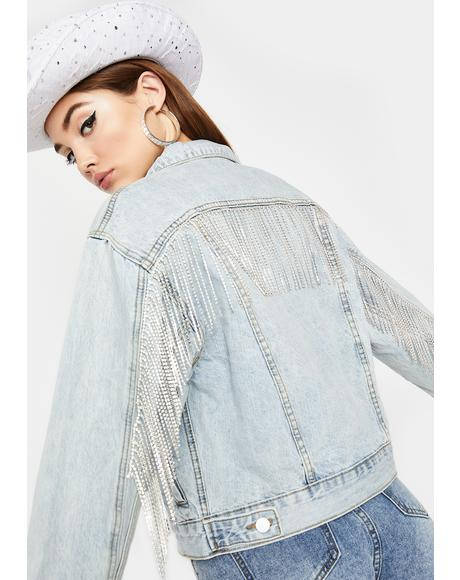 Wild Wild West Denim Jacket