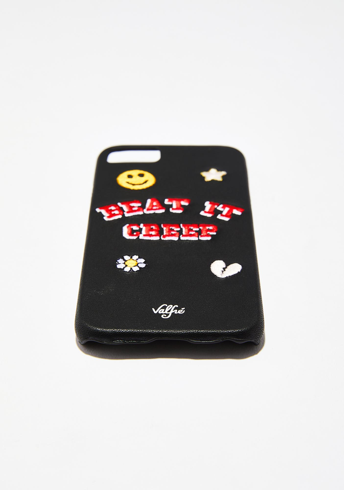 Valfré Beat It Creep iPhone Case