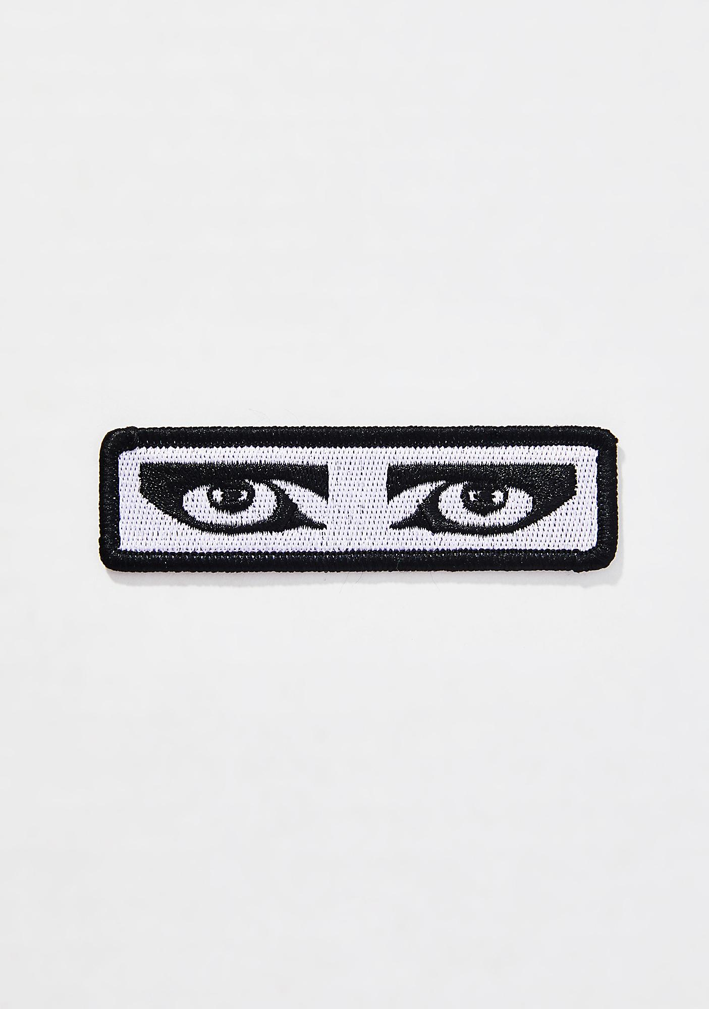 Last Craft Siouxsie Eyes Patch