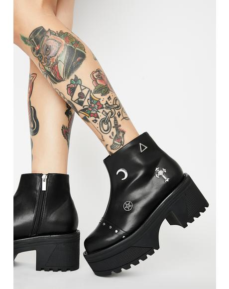 Spellbound Ankle Boots