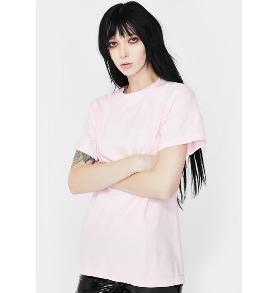 Funeral Pink Blossomed From Hell Graphic Tee