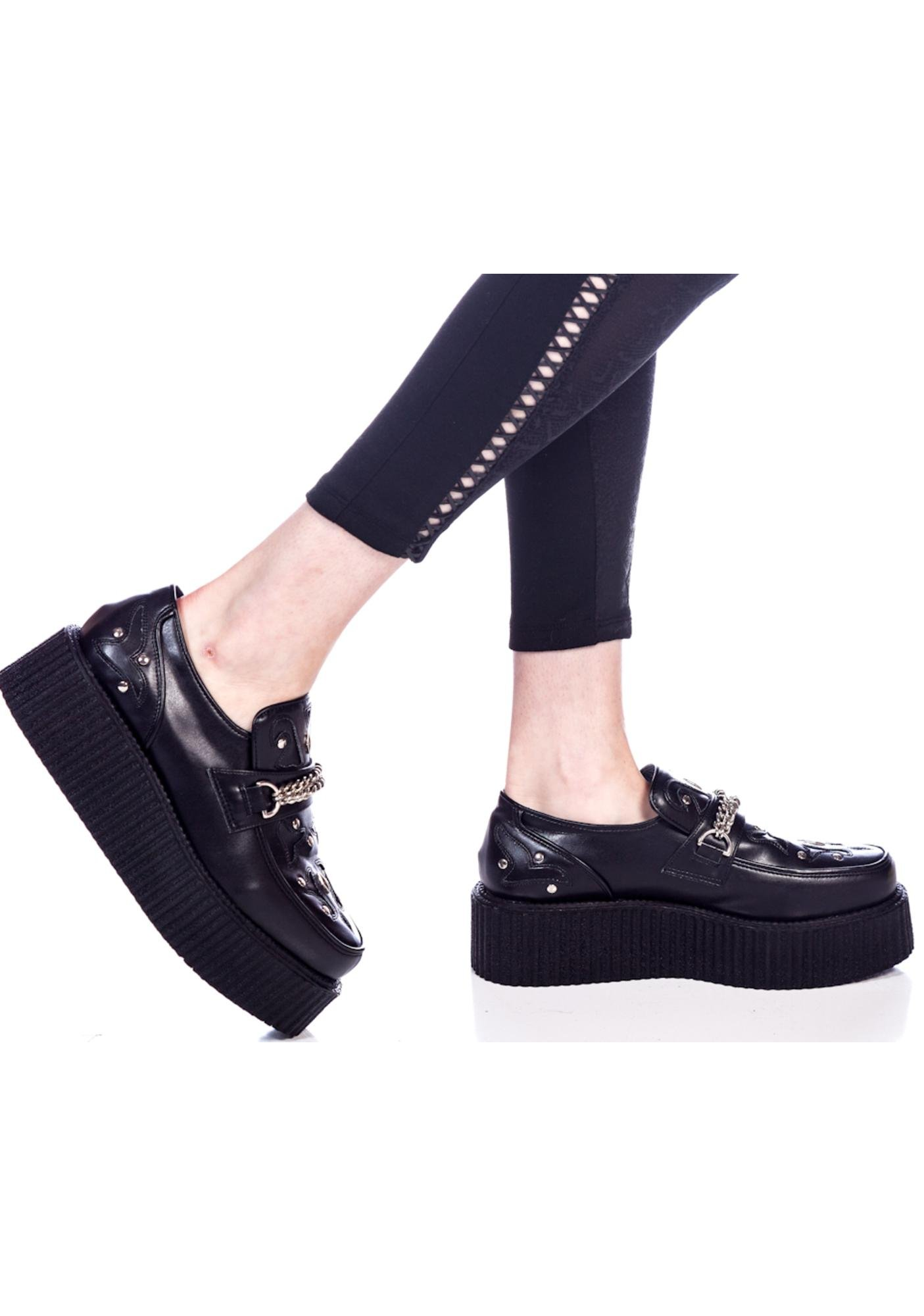 Demonia Chained Creepers