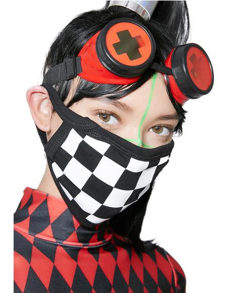 Checker Mask