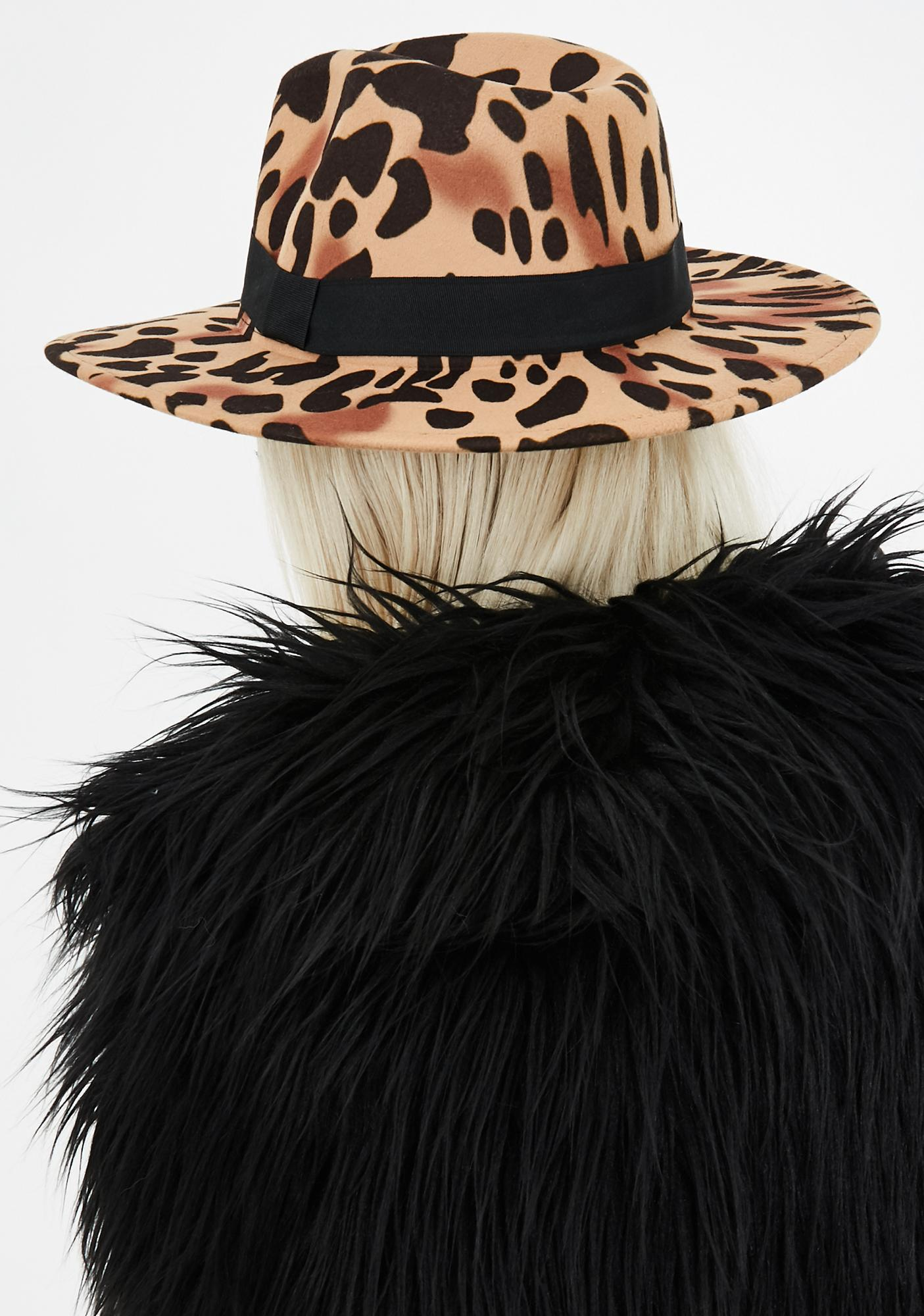 Party Foul Wide Brim Hat