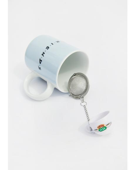 Central Perk Tea Infuser