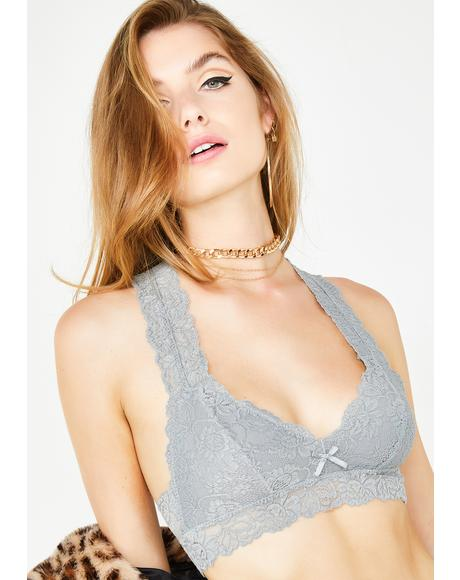 Smokin' Just In Lace Bralette