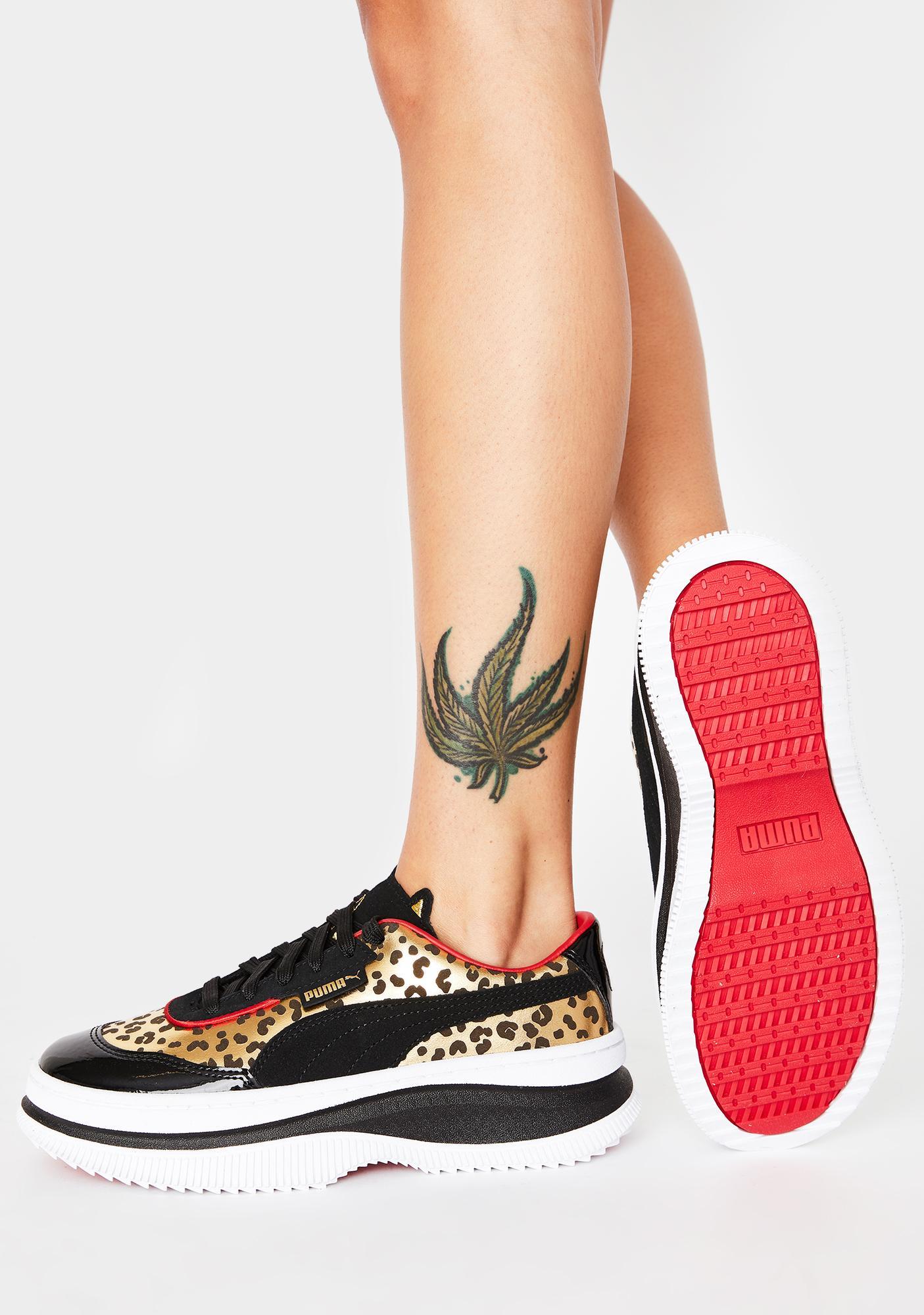 PUMA Deva Charlotte Sneakers