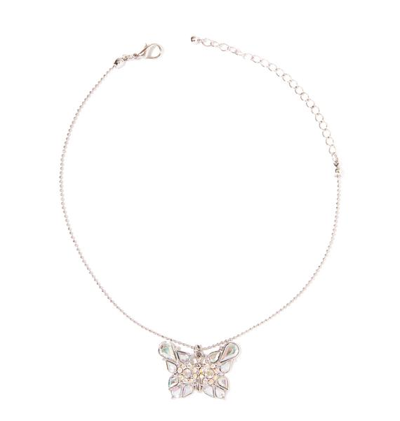 Whirlwind Wings Crystal Choker
