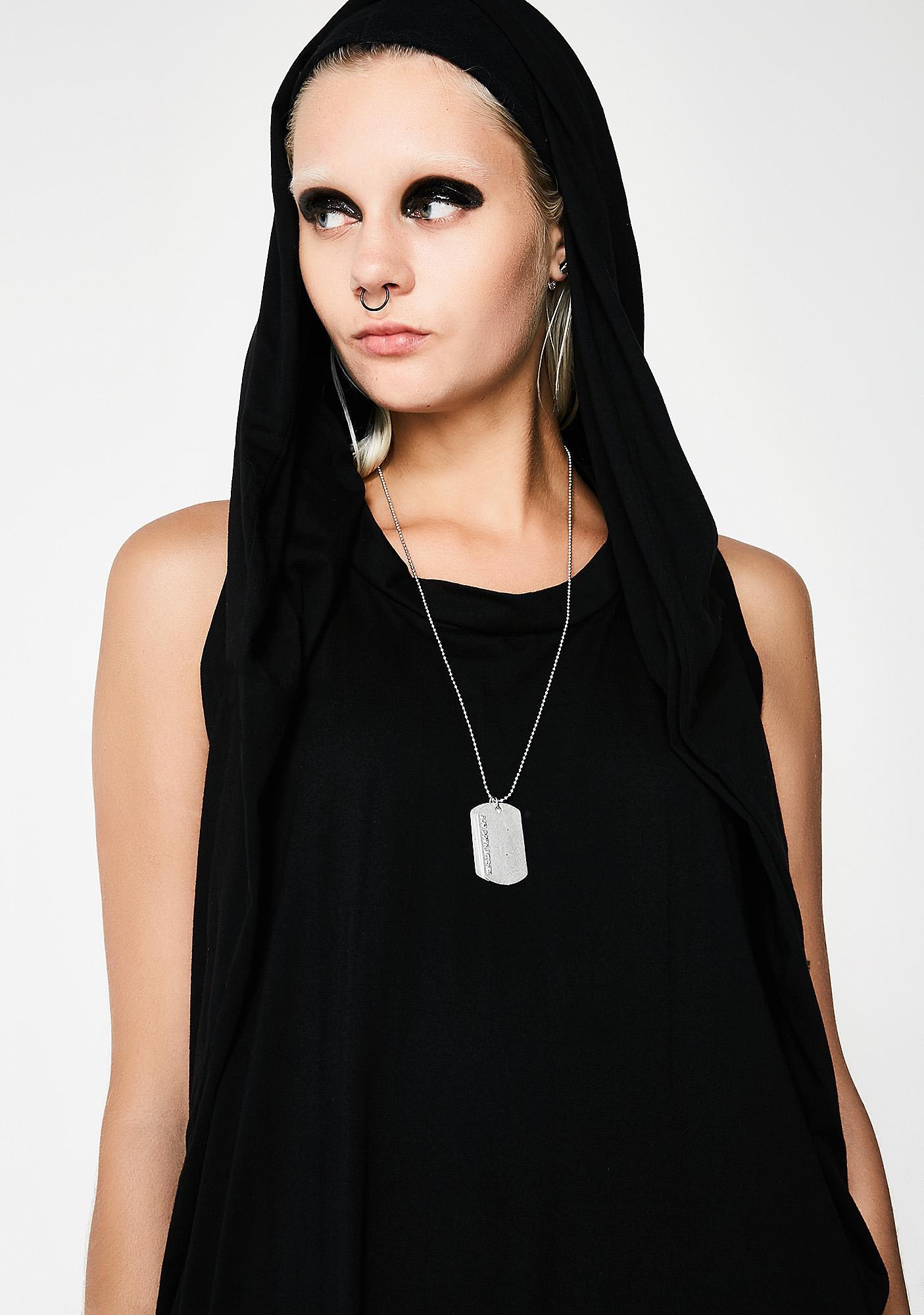 MNML Circo Hooded Maxi Dress