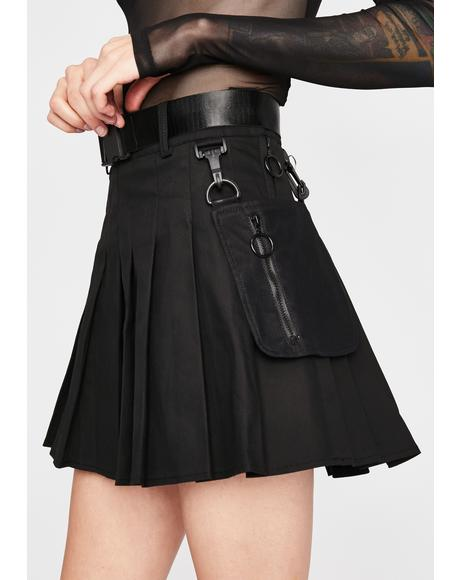 Devious High Security Utility Skirt
