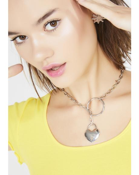 Beloved Lockdown Lariat Necklace