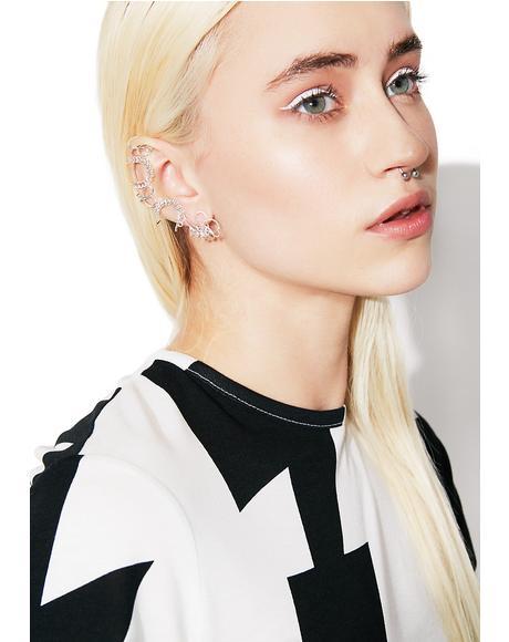 Yoof Earring Set