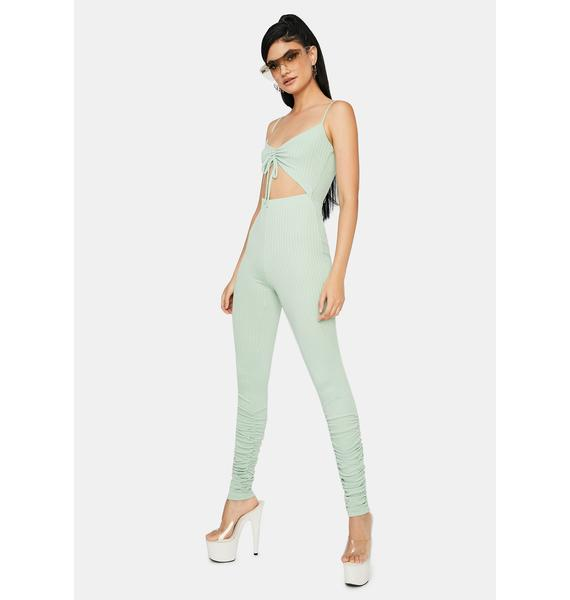 Can't Compare Cutout Jumpsuit